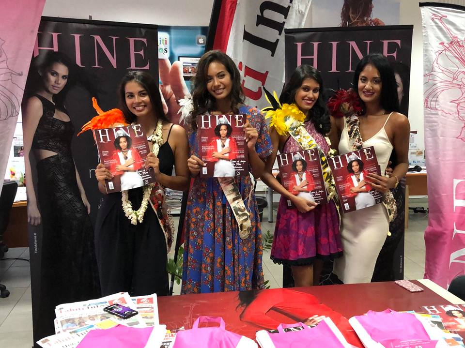 6A fenua communication miss tahiti info agenda laureates election magazine femme vahine